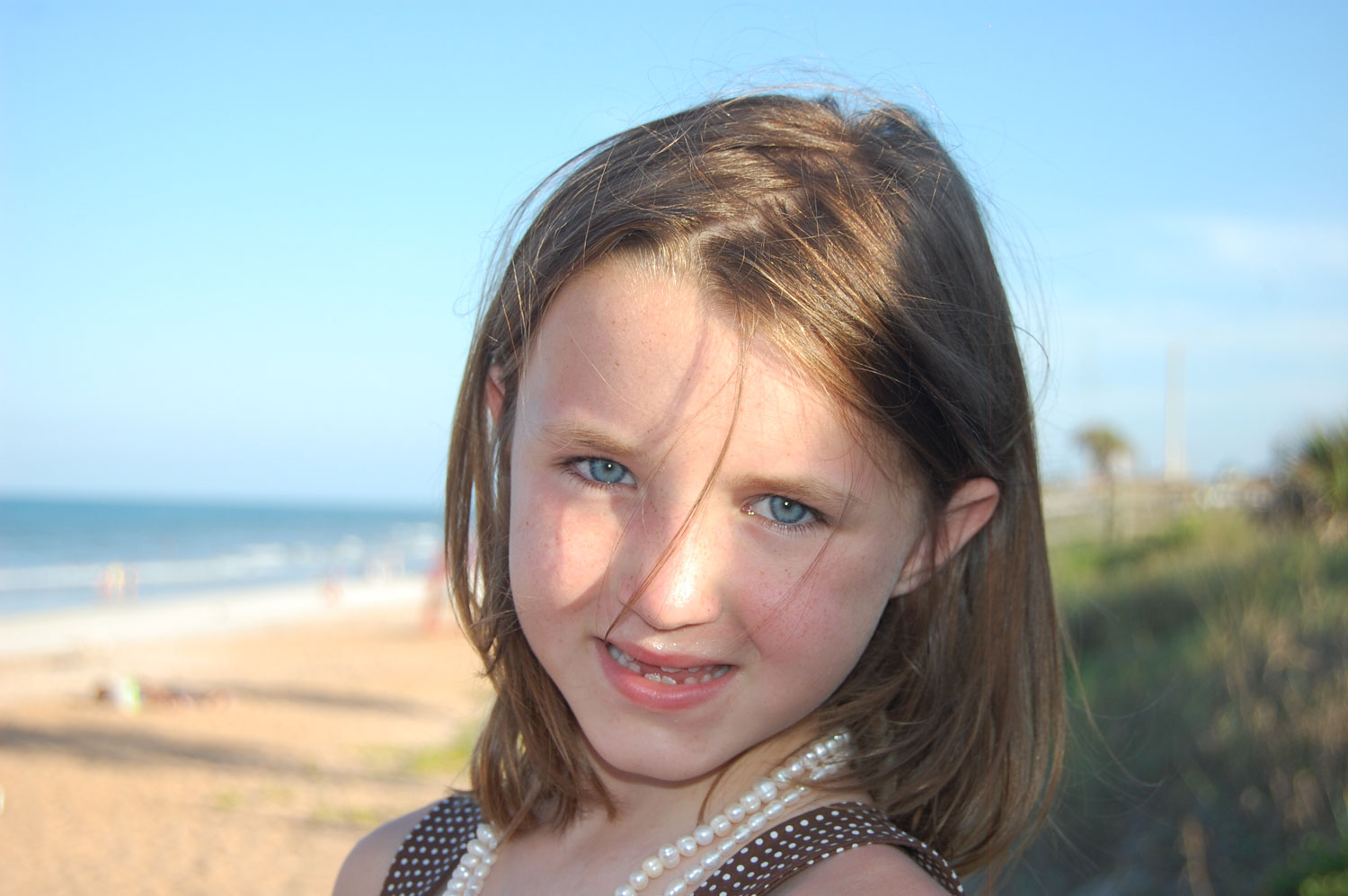 Lexi Kearns  Little Miss Flagler County 2010 Contestant -2441