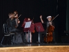 The Flagler Youth Orchestra Quartet Gets Set