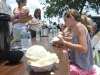 The Main Event: The mashed-potatoes eating contest