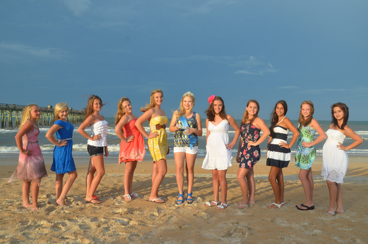miss junior 2012 flagler county contestants ages 12 15