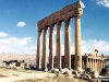 The Famous Six Columns of the Temple of Jupiter