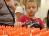 A Future Problem Solver Tests Glue Sticks