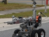 Frosty the Bomb Squad Robot