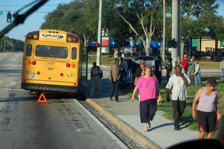 golgotha bus site - photo #44