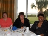 Jean Macallister, Lisa McDevitt and Harriett Holiday