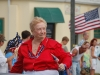 Grand Marshal, Alice Baker, Flagler Beach Mayor