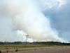 Espanola Fire Seen from CR 205