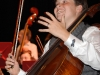 One of the Cello Fellows, Alexander Lynn
