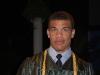 Senior Class President Brandon Dean
