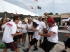 The Pirates of Flagler Beach Celebrate Their Victory