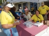 Jeanne McAllister and the Flagler Palm Coast Kiwanis Club
