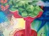 Beth Garren: Hyperbolic Watermelon