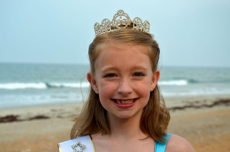 Morgan Ann Davis - Miss Junior Flagler County Contestant