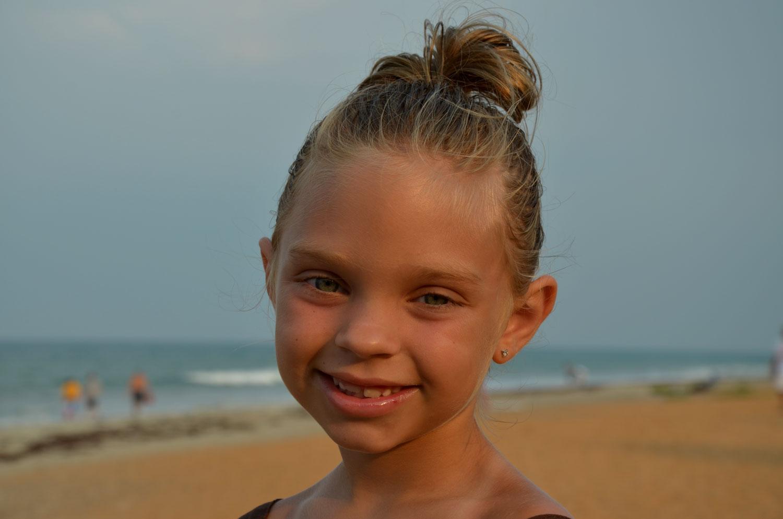 Nicole Swanson Little Miss Flagler County Contestant (2010