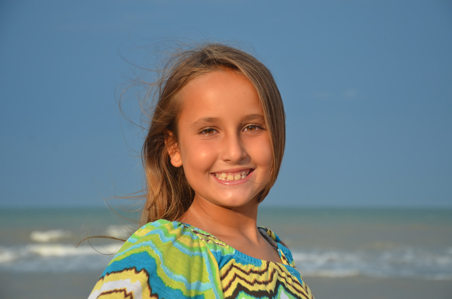 2013 Little Miss Flagler County Pageant Contestants, Age 8-11