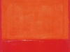 Orange and Red on Red, 1957