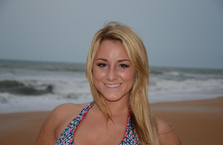 Christen Barney - Miss Junior Flagler County 2010
