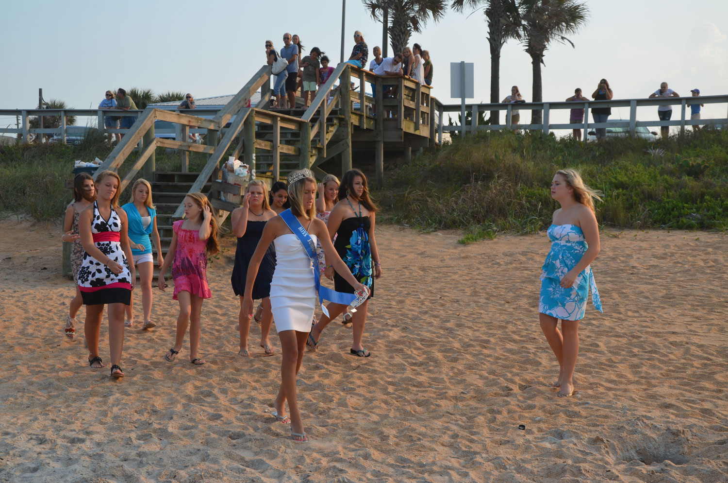 2013 Miss Junior Flagler County Pageant Contestants Ages 12-151500