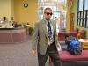 Osceola School Board member Jay Wheeler, in uniform