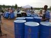 Matanzas High School's Steel Drums Band
