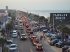 Flagler Beach\'s A1A Gets Set at Dusk