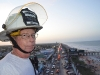 Robbie Creal, Flagler Beach\'s Long-Time Fire Chief