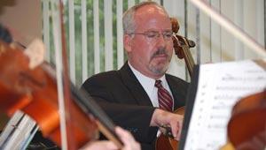 Conductor Jonathan May