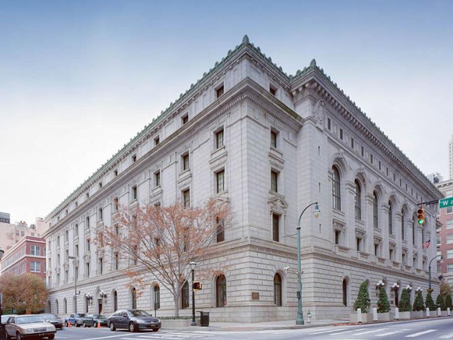 The 11th U.S. Circuit Court of Appeals building in Atlanta. (NSF)