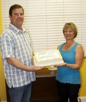 Doug & Sue Jahn of Palm Coast Heating & AC. The company is celebrating 25 years.