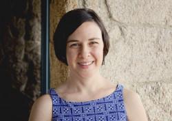 Dr. Christine Schnitzler, assistant professor of biology at Whitney Laboratory.
