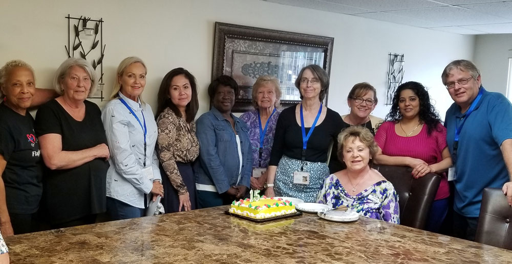 The Flagler Free Clinic just celebrated its 15th anniversary.