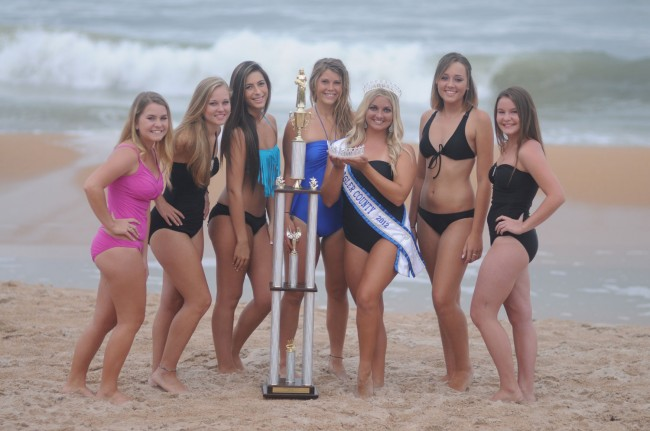 Miss Flagler Pageant Contestants, Ages 16-23