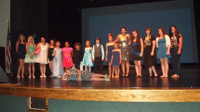The 2014 performers. Click on the image for larger view. (Cheryl Massaro)