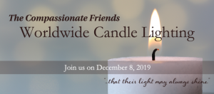 compassionate friends worldwide candlelight