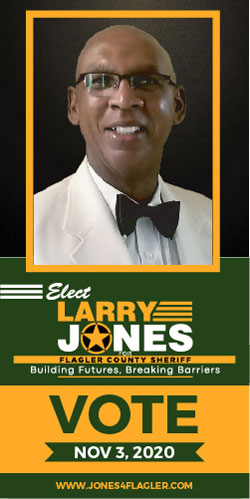 Larry Jones Flagler County Sheriff