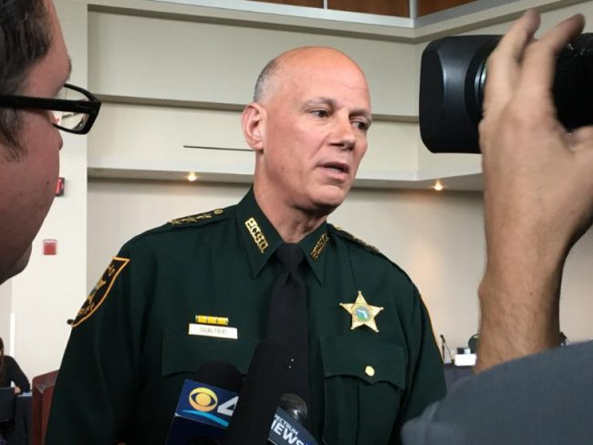 Pinellas County Sheriff Bob Gualtieri