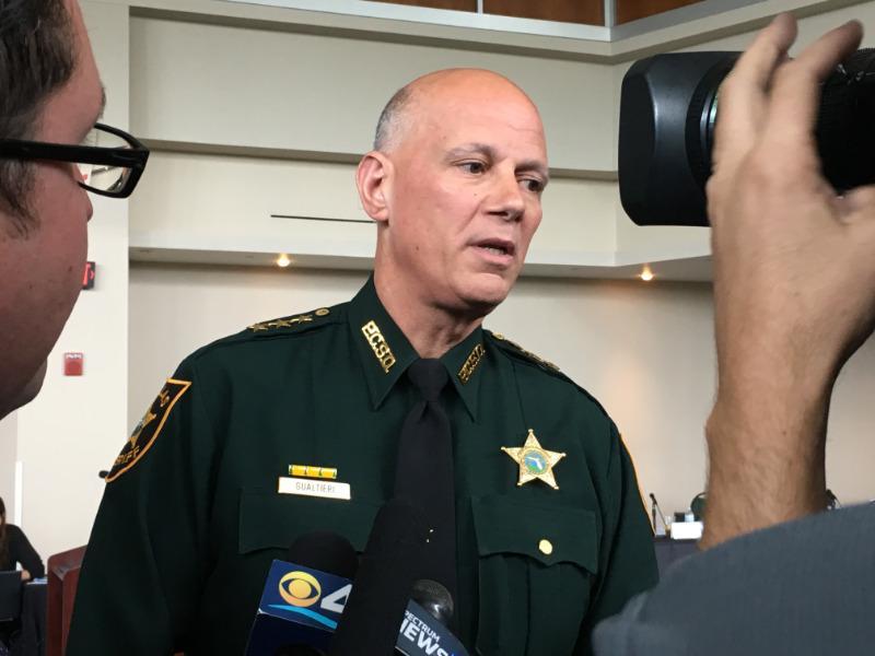 Pinellas County Sheriff Bob Gualtieri