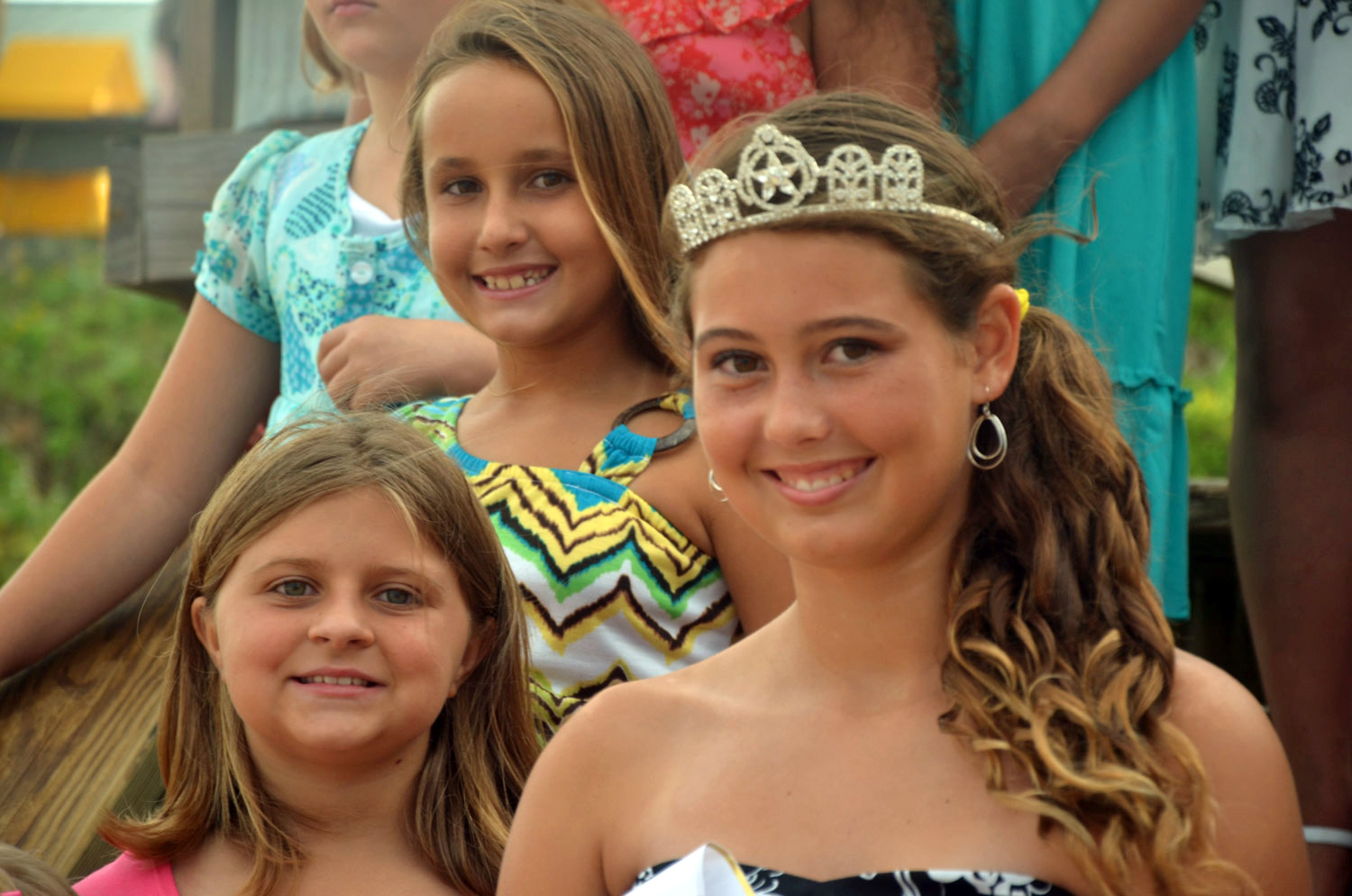 Little Miss Flagler County 2012 Contestants Ages 8 11