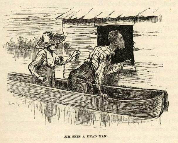 river vs shore in huck finn Huckleberry finn term papers (paper 7381) in the adventures of huckleberry finn, the river becomes huck s home, and the shore is the place he avoids.