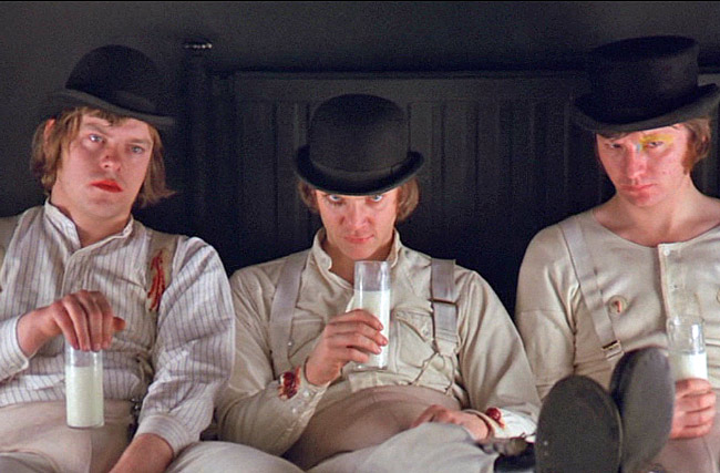 Enough with droogs.