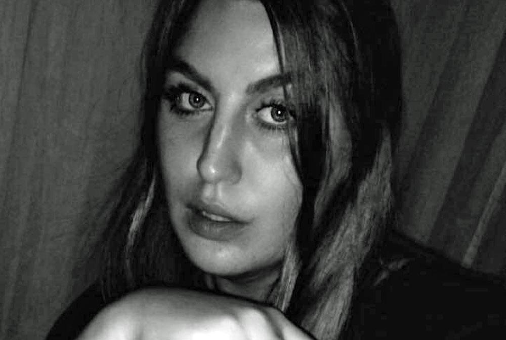 Alexandra Svetlana Lawson in a Facebook self-portrait.