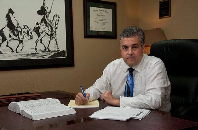 Attorney Arturo R. Rios. (Rios Law Firm)