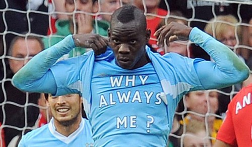 Balotelli the great.