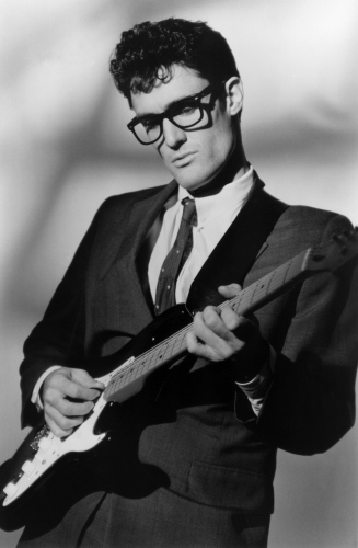 Buddy Holly performed by John Mueller, at the Jacksonville Symphony Orchestra's Winter Dance Party, Jan. 24-25.