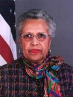 former Assistant Secretary of State for African Affairs, Constance Berry Newman