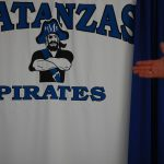 A student athlete has tested positive at Matanzas High School. (c FlaglerLive)
