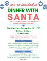 dinner with santa at fpc