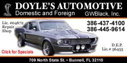 Doyles-Automotive-Bunnell