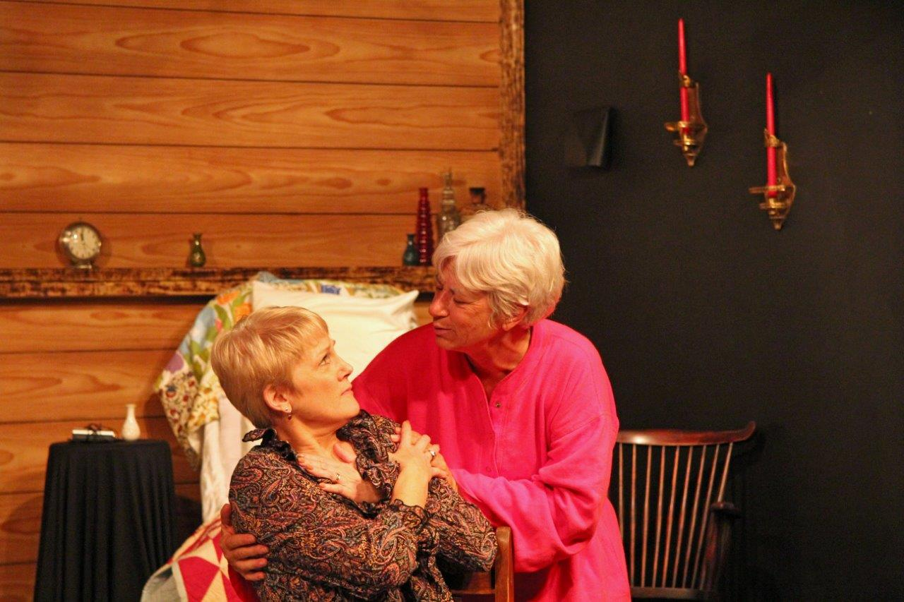 grace and glory at city repertory theatre