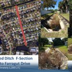 ditch removal plans F section
